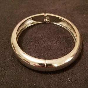 Spring Open Bracelet
